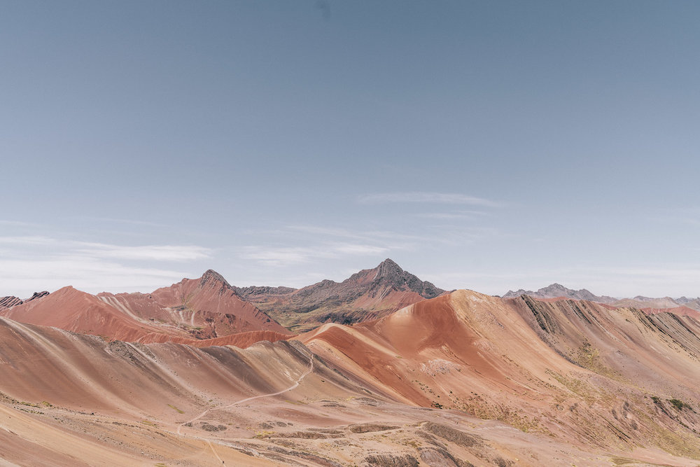 Rainbow Mountain - Best Day Trips from Cusco