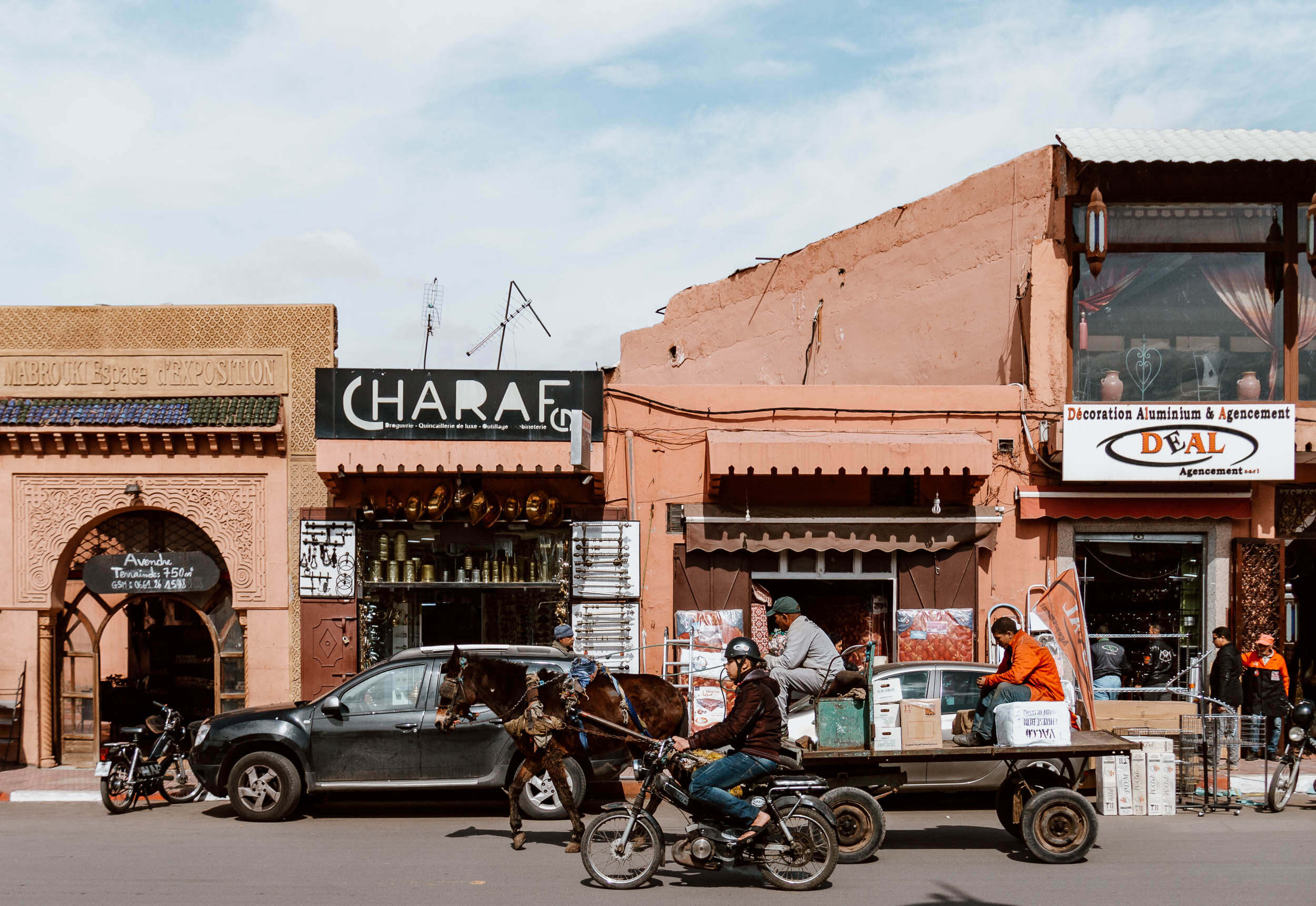 9 great pieces of advice for renting a car in morocco