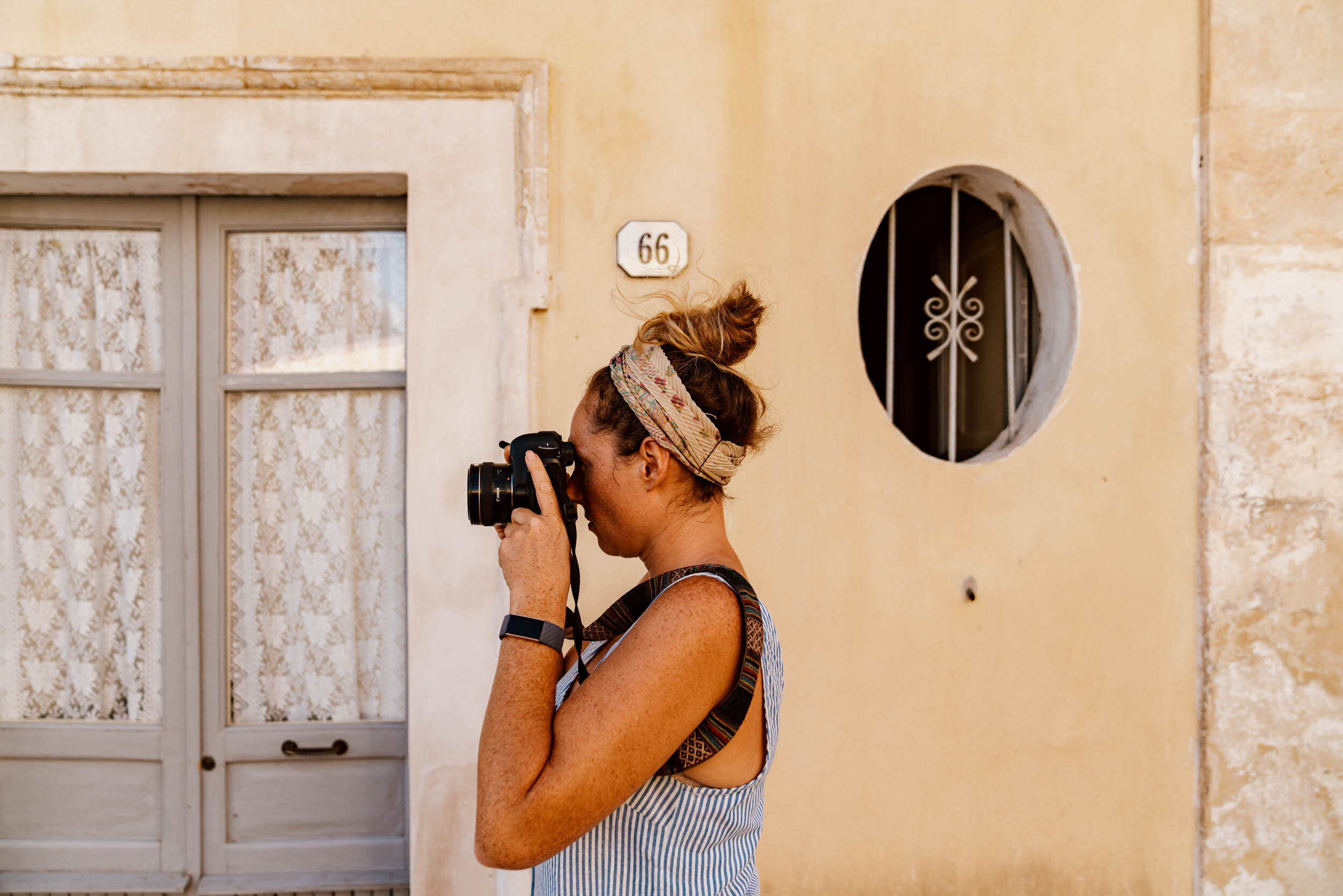 what's in our camera bag — along dusty roads