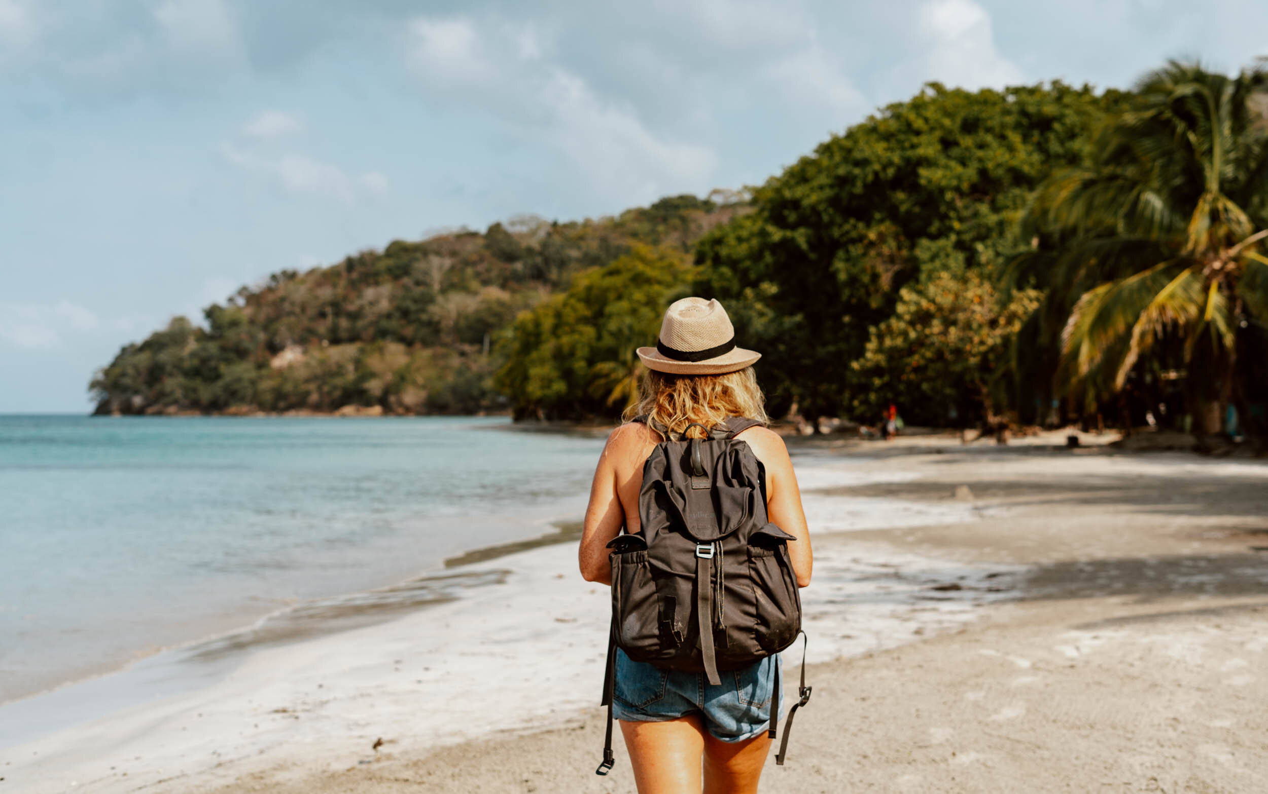 The Backpacking Essentials The Things We Couldn T Travel Without Along Dusty Roads