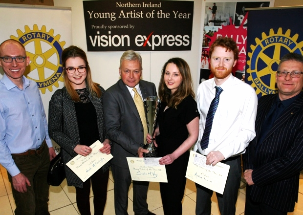 Northern Ireland Young Artist of the Year 2015 Awards Ceremony