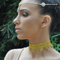 Gold-Chocker