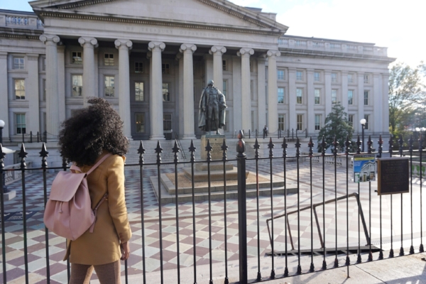📍Department of Treasury, Washington D.C.