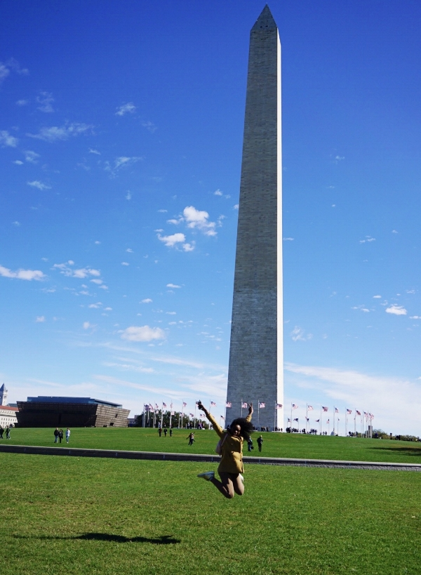 📍Washington Monument, Washington D.C. I am not sure if you could tell how happy I was to see all this history.