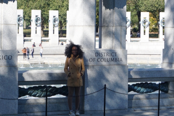 📍World War II Memorial, Washington D.C. -A national memorial dedicated to American veterans & Civilians from Word War II