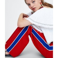 ZARA-SIDE-STRIPE-PANTS