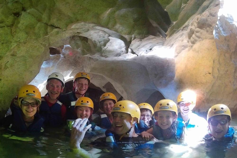 Cave Selfie!