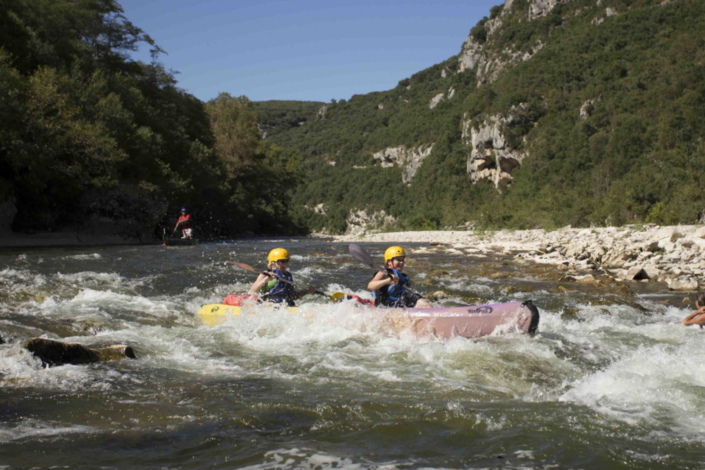 Ardeche Kayaking