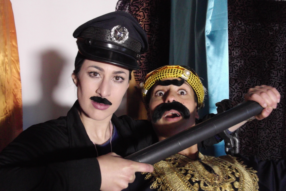 Shiran & Azamra, Purim 2014