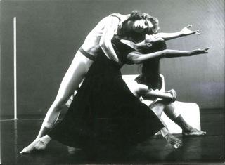 Daniel Ambash & Jeannette Ordman, Bat- Dor Danse Compagnie 1977