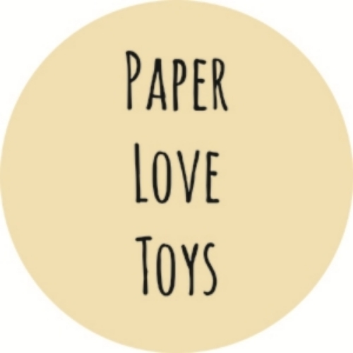 PaperLoveToys - Paper Toys personalizados