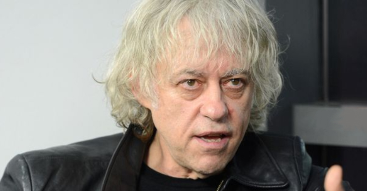 Bob Geldof speaks out  in support of our Ebola Orphan Appeal