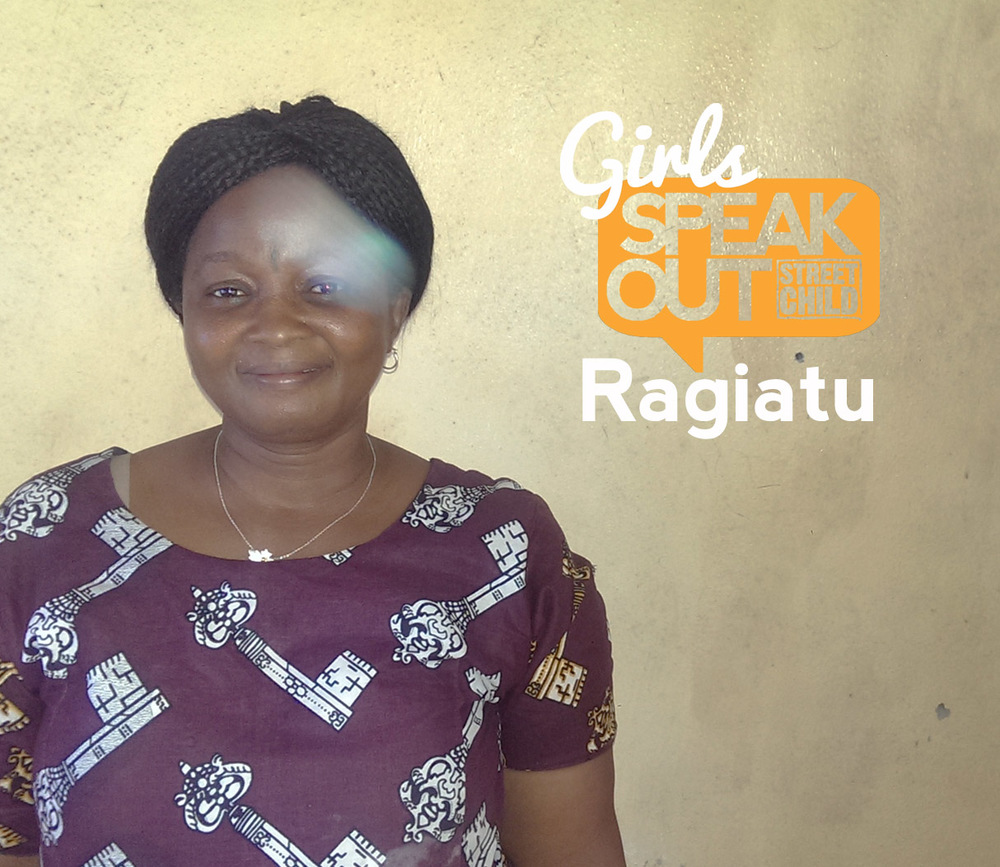 Click the image to read Ragiatu's story