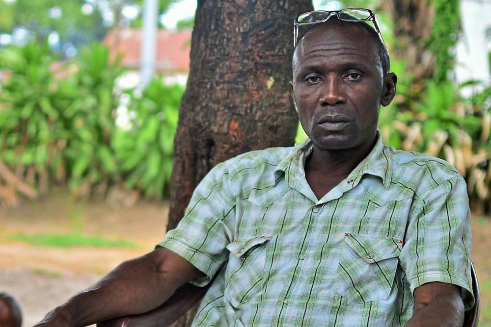 The second article in the Evening Standard series shares the story of an Ebola survivor