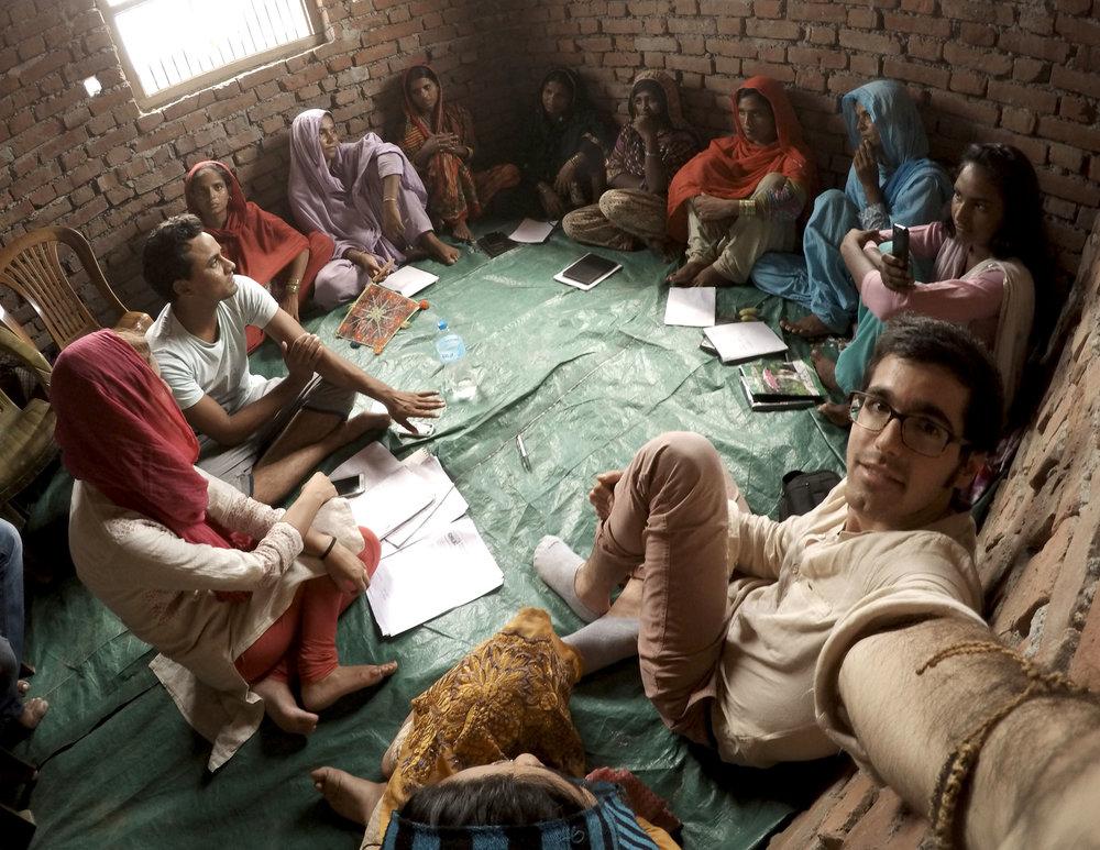 International Volunteering in Nepal