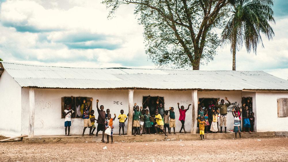 Street Child International Volunteering - Sierra Leone