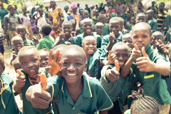 Street Child International Volunteering