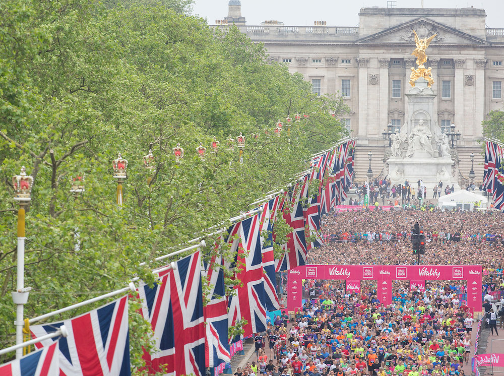 Run the Vitality 10,000 for Street Child - guaranteed charity places available