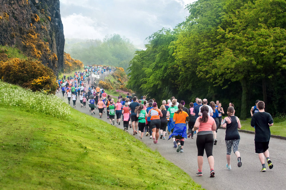 Run the Edinburgh Marathon or half marathon for Street Child: Charity places available!