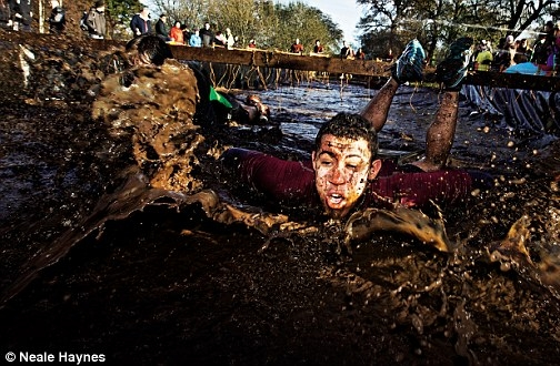 Run Tough Mudder for Street Child - charity places available