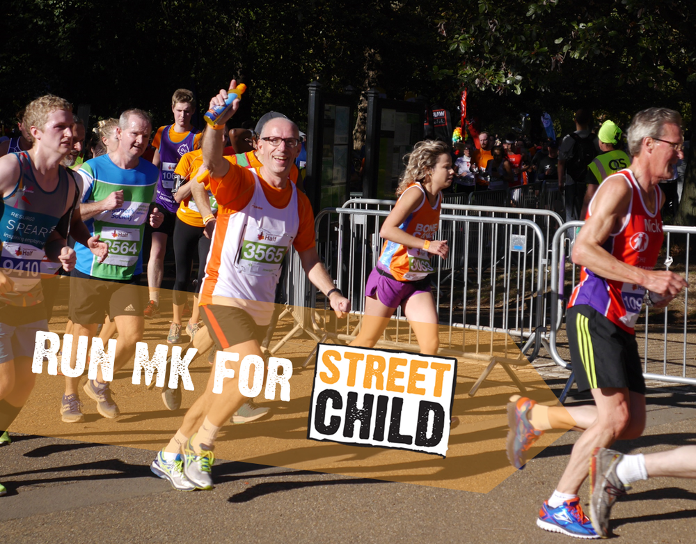 Charity places available in the Milton Keynes Marathon Weekend
