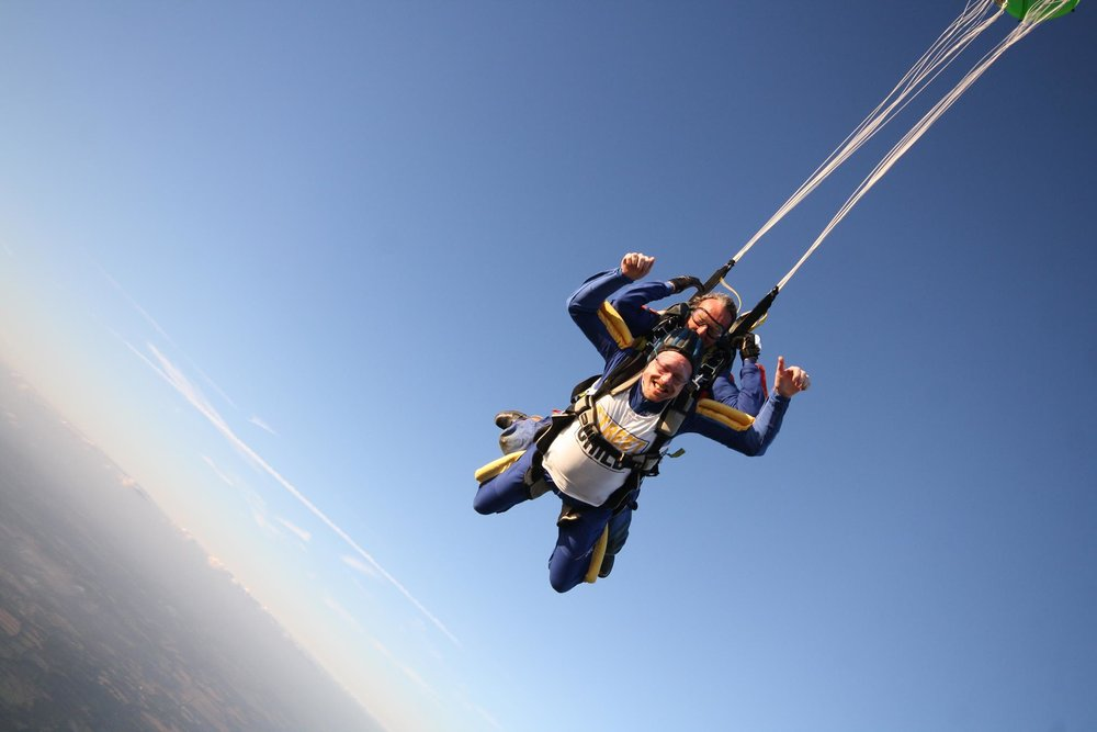 Skydive for Street Child; charity places available!