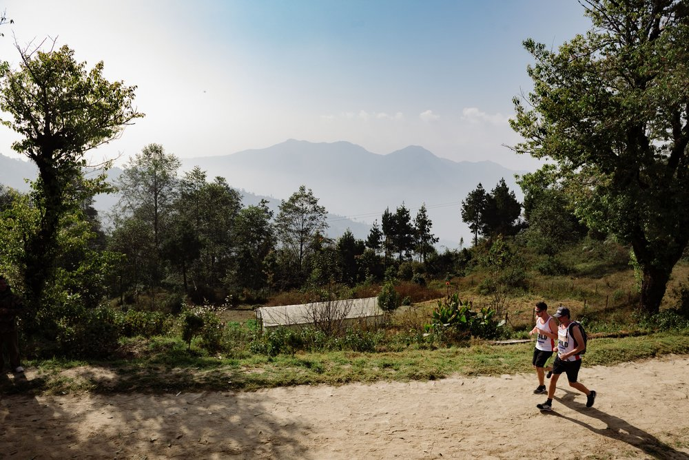 Take on the International Nepal Marathon in support of Street Child