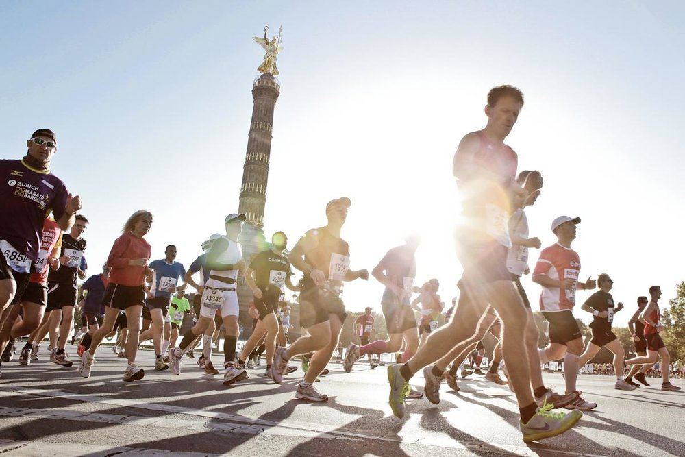 Run the Berlin Marathon for charity - places available in Team Street Child