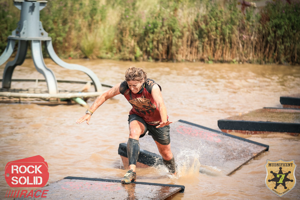 Take part in the Mudnificent7 obstacle race for Street Child - guaranteed charity places available!
