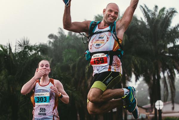Sierra Leone Marathon wins Best International Event at the Running Awards 2017