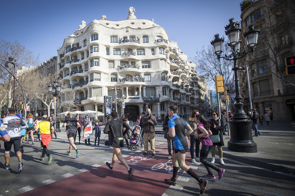 Run the Barcelona Half Marathon for Street Child - guaranteed charity places available