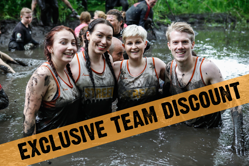 Join Street Child for Tough Mudder - Charity places