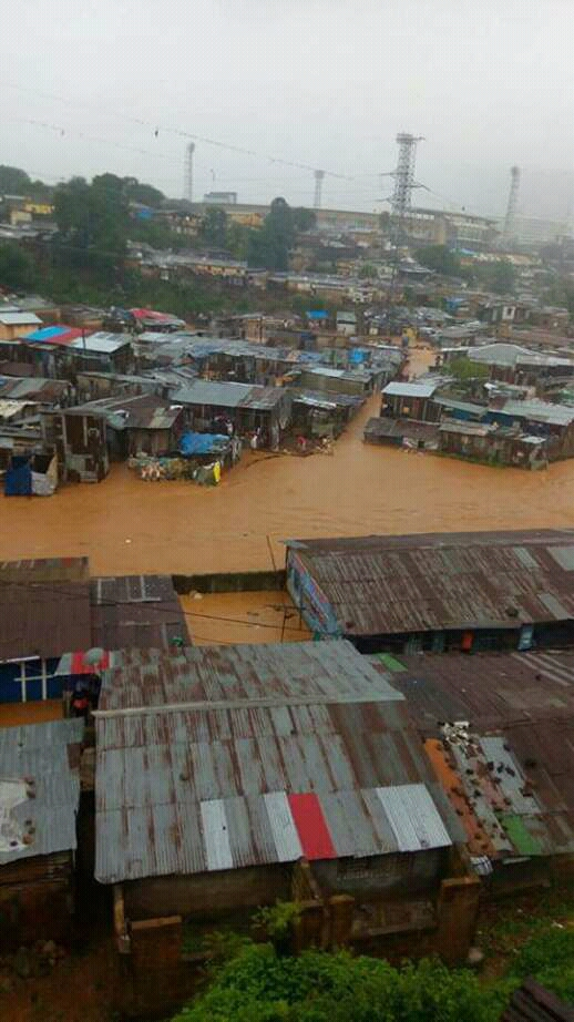 Support victims of Freetown, Sierra Leone floods with charity Street Child