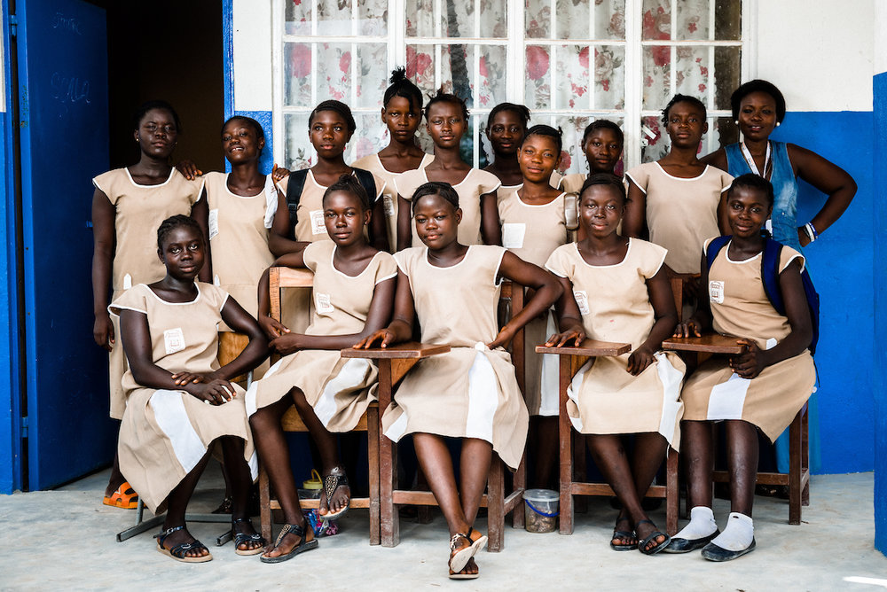 Support girls' education in West Africa with Street Child's UK Aid Match appeal Right to Learn