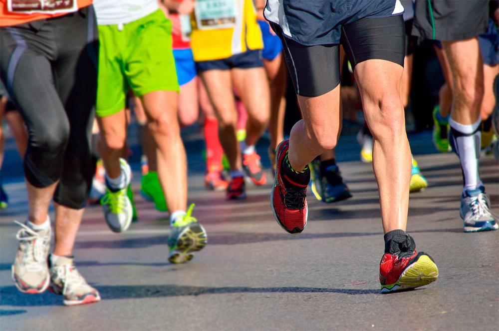 Run for charity Street Child.