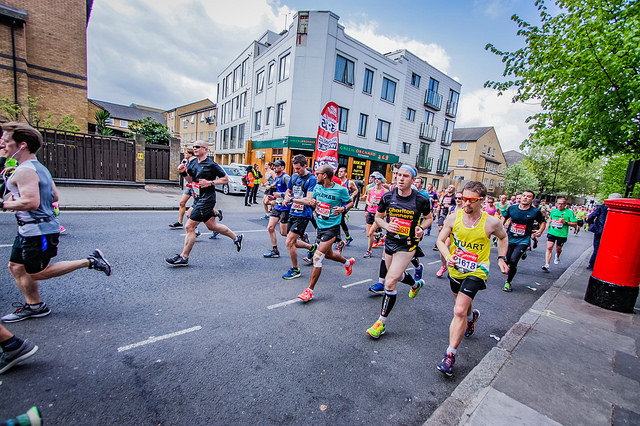 Run the Big Half for charity Street Child and help to change lives
