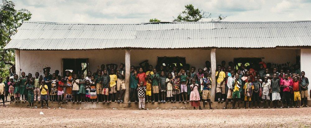 Sanda Magbalantor School, Sierra Leone