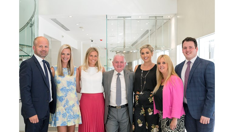 Boodles Liverpool team