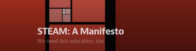 STEAM A Manifesto