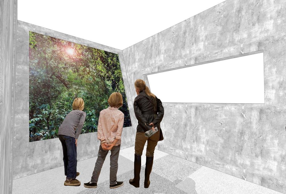 Cave Pavilion, Sophie Walker at RHS Chelsea Flower Show