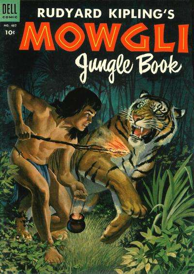 Rudyard Kipling's Jungle Book