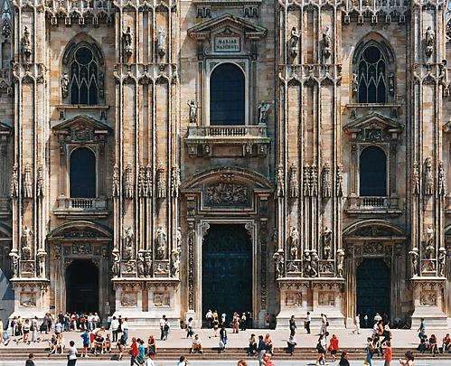 Thomas Struth Milan Cathedral, New Pictures From Paradise