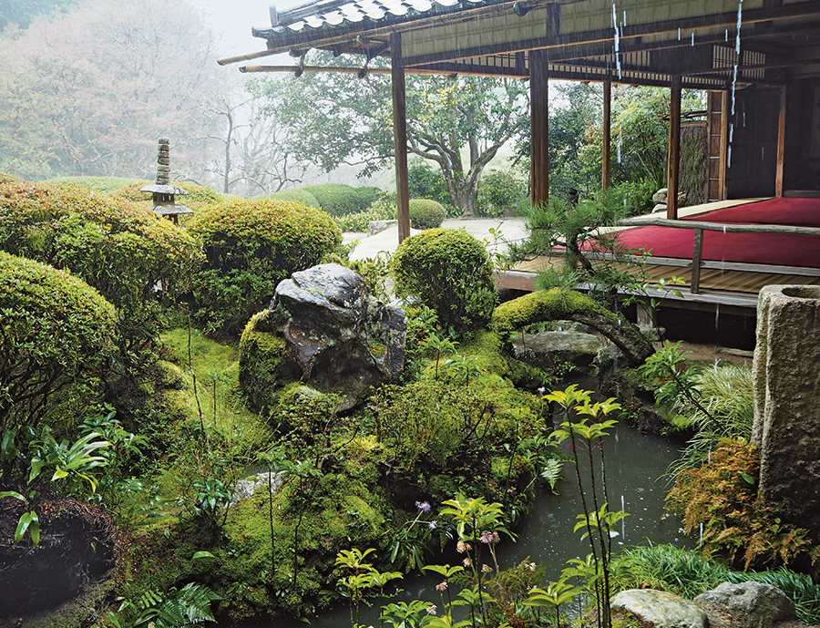 Shisen-dō, Sōtō Zen Buddhism, Kyoto, 1641, Edo Period, Ishikawa Jōzan. Picture credit: Photograph © Sophie Walker (page 178)