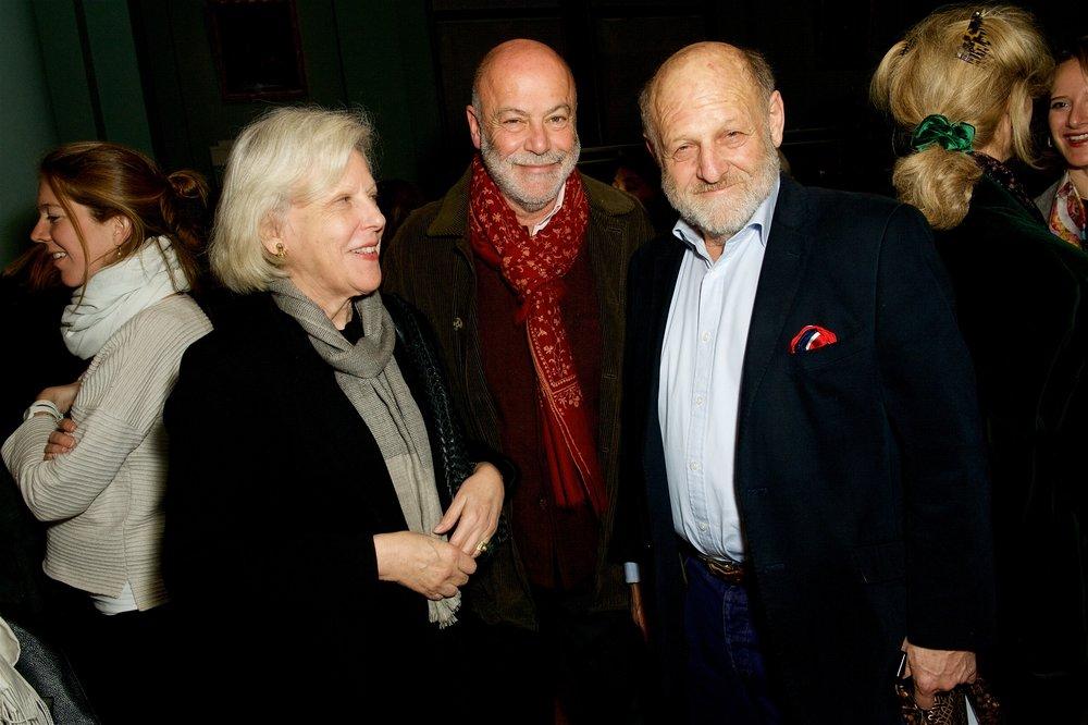 John Eskanazi and Bruce Ginsberg