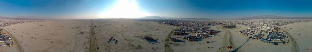 360 Degrees, Black Rock City, Nevada