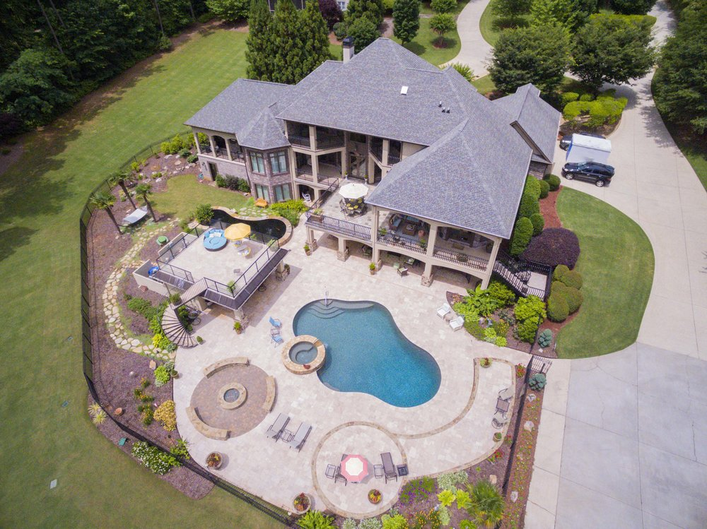 Atlanta Real Estate Photography Drone