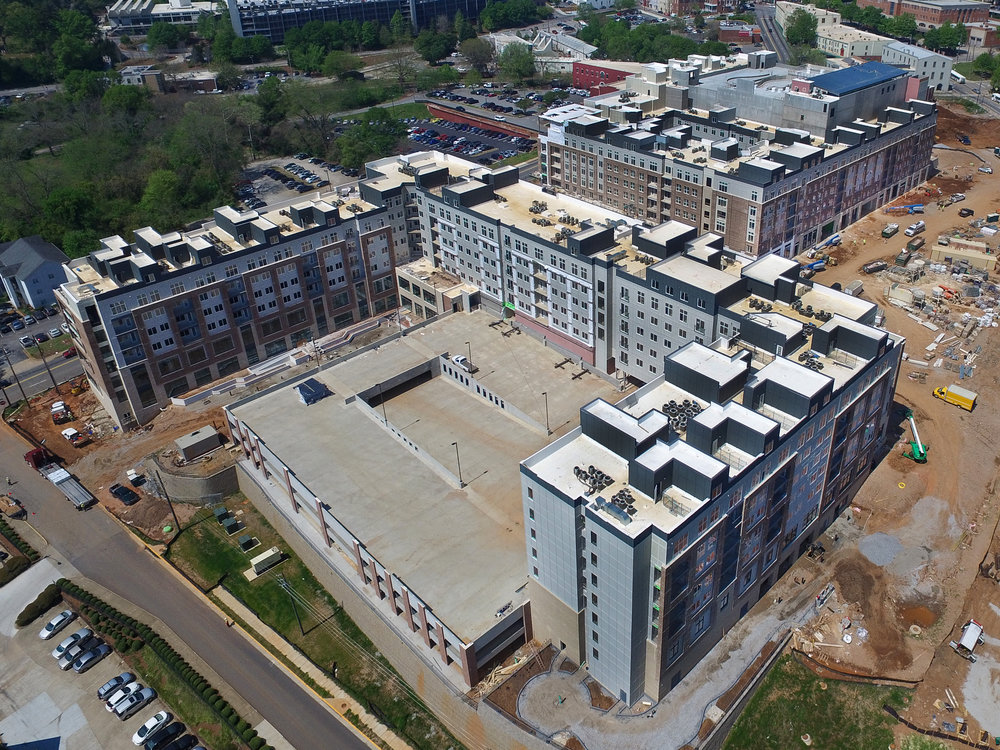 Construction Progress Photography Drone
