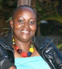 Ann Wanjiku - Board member