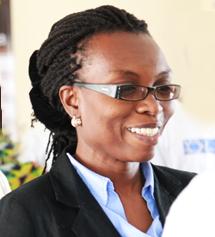 Elizabeth Okodo - Board member
