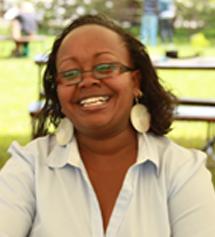 Grace Githaiga - Board member